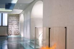 Gasfackla på Grand Hôtel Stockholm, Nordic Spa & Fitness
