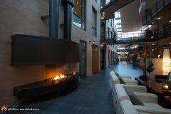 Skräddarsydd spis på Hotell Skansen i  Båstad