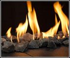 flamdekoration